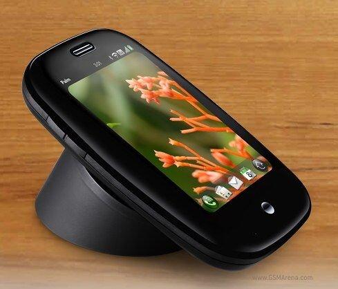 Palm Pre 3mp/8gb/webos/qwerty Keyboard/wifi Smartphone Unlocked World Version (Black)