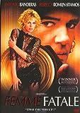 Femme Fatale (2002) Antonio Banderas, Rebecca Romijn DVD