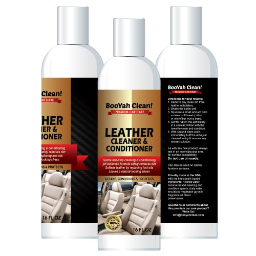 BooYah Clean Leather Cleaner by BooYah Clean Detail Doctor