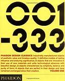 Phaidon Design Classics (3 Volume Set) (Pts. 1, 2 & 3)