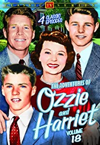 Adventures Of Ozzie & Harriet, Volume 18 by Alpha Home Entertainment