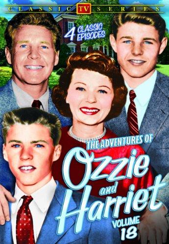 DVD : Adventures Of Ozzie & Harriet 18