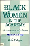 img - for Black Women in the Academy: The Secrets to Success and Achievement book / textbook / text book