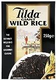 Tilda Giant Wild Rice 250 g (Pack of 2)