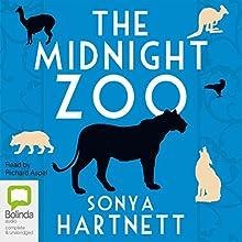 The Midnight Zoo Audiobook by Sonya Hartnett Narrated by Richard Aspel