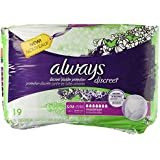 Always Discreet Underwear Bladder Protection Maximum Protection S/M - 19 CT