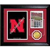 "Nebraska Cornhuskers University of Nebraska ""Fan Memories"" Desktop Photo Mint at Amazon.com"