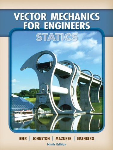 Vector Mechanics for Engineers: Statics + CONNECT Access...