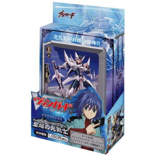 カードファイト!! ヴァンガード トライアルデッキ 聖域の光剣士 (ブラスター・ブレード)