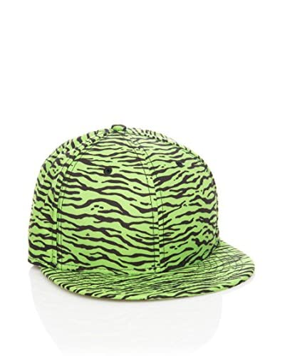 New Era Gorra J Scott Tiger 59Fifty Verde / Negro