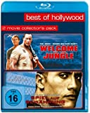 Best of Hollywood - 2 Movie Collector's Pack (Welcome to the Jungle / Spiel auf Bewährung) [Blu-ray]