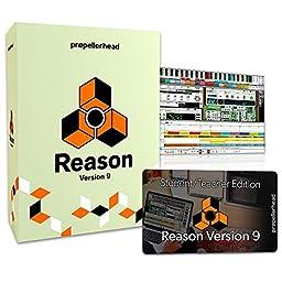Propellerhead Reason 9 Student/Teacher
