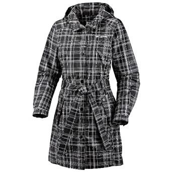 Columbia Rubber Ducky Deux Rain Jacket - Women's Black, XS