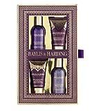 Baylis & Harding French Lavender & Cassis Four Piece Gift Set