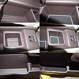 KINMEI(キンメイ) トヨタ スペイド SPADE 赤 NSP140 NCP141 系 専用設計 インテリア ドアポケット マット ドリンクホルダー 滑り止め ノンスリップ 収納スペース保護 ゴムマット TOYOTAspa-r
