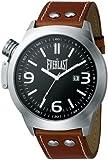 EVERLAST (エバーラスト) 腕時計 EL325 49-0058-502 ブラウン メンズ