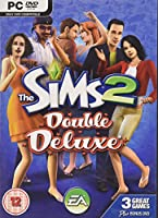The Sims 2: Double Deluxe (PC) (DVD) [Import UK]