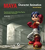 img - for Maya Character Animation, 2nd Edition by Jae-Jin Choi (2004-02-02) book / textbook / text book