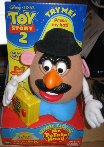 Mr Potato Head Hat front-1025843
