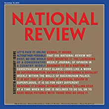 National Review, November 2015 (       UNABRIDGED) by  National Review Narrated by Mark Ashby