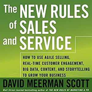 The New Rules of Sales and Service Hörbuch