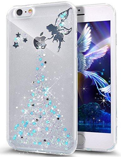 iphone-7-caseiphone-7-crystal-clear-bling-glitter-silicone-caseukayfe-fairy-angel-girl-pattern-ultra