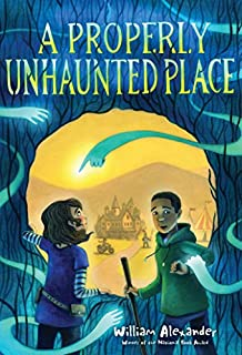 Book Cover: A Properly Unhaunted Place
