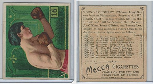 T218 Mecca/Hassan, Champions, 1910, Young Loughrey, Boxer
