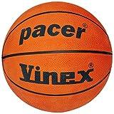 Vinex VBB-PACS5WB Pacer Basketball, Size 5 (Orange)
