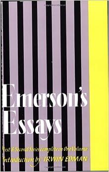 emerson essays audio book