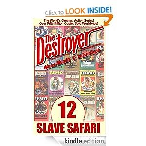 Slave Safari (Destroyer, 12) Warren Murphy and Richard Sapir