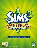 echange, troc Les Sims 3 Ambitions - édition anniversaire