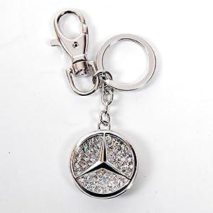Mercedes benz keychain keyring keyfob for Mercedes benz keychains