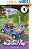 DK Readers L4: LEGO® Friends: Welcome to Heartlake City
