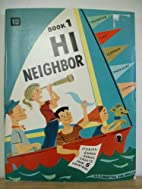 Hi Neighbor Book 1 One by US Committee for…