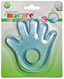 Junior Macare Water Filled Cooling Teether Hand Shape Blue