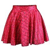 プリントスカート レディーススカート ファッション 上品 Aライン フレアスカート 可愛い