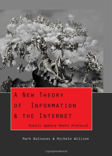 A New Theory of Information & the Internet: Public Sphere meets Protocol