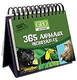 echange, troc Play Bac - 365 animaux incroyables