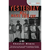 Old School Books Yesterday Will Make You Cryby Chester Himes