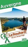 Le Routard Auvergne 2013