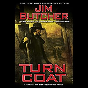 Turn Coat Audiobook