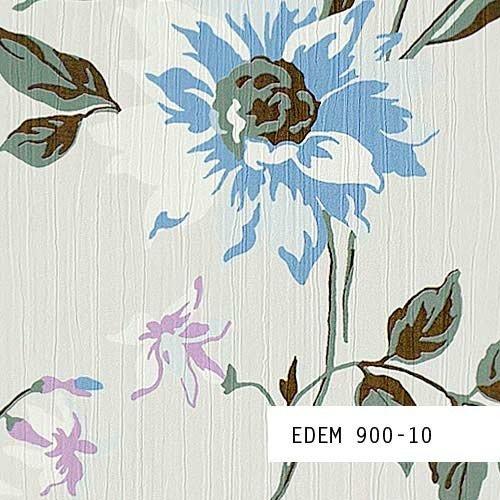 Tapeten MUSTER EDEM 900-Serie | Vliestapete Floral Designer Blumen Textiloptik, 900-XX:S-900-10