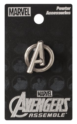 Marvel Avengers Logo Lapel Pin - 1