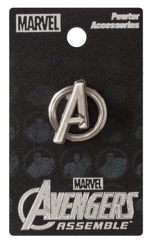 Marvel Avengers Logo Lapel Pin - 1