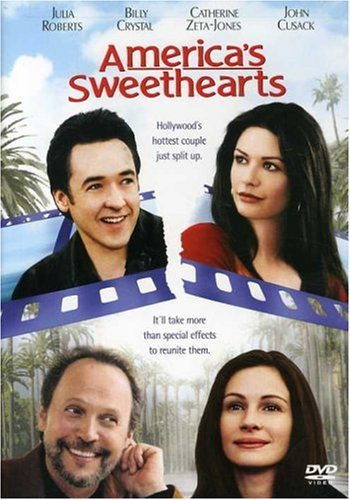 America's Sweethearts (Widescreen/Fullscreen) (With Reel Love Series DVD Trivia Game) movie