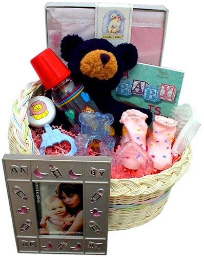 Baby Gift Basket - Neutral