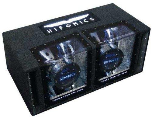 Hifonics ZL 12 DUAL Auto-Lautsprecher