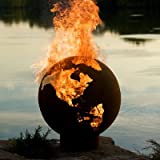 Third Rock Fire Pit Ignition: Electronic, Fuel Type: Natural Gas