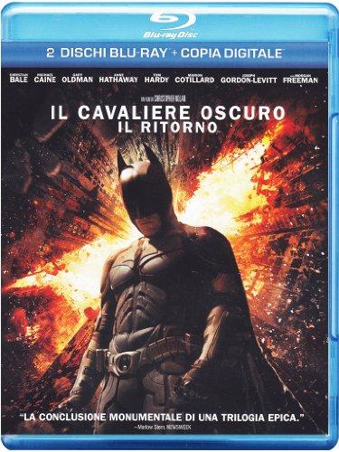 Il cavaliere oscuro - Il ritorno [Blu-ray] [IT Import]